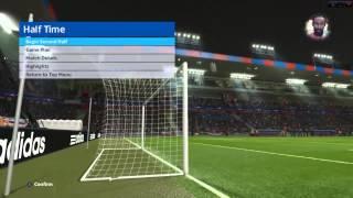 getlinkyoutube.com-[PES 2016] Barcelona - Bayern [FULL game, Champions League]