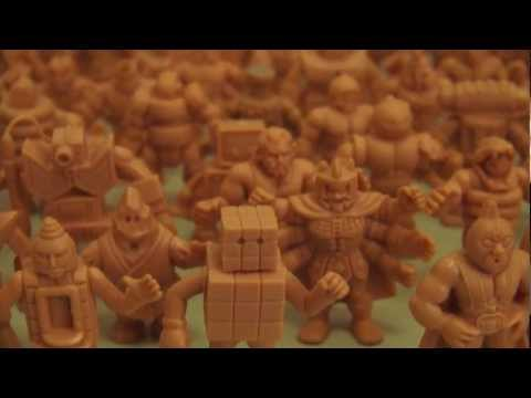 Irate the 80's - MUSCLE MEN (Ep 8 History & Review) KINNIKUMAN