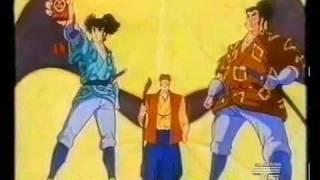 L'invincibile shogun sigla iniziale - sottotitolato per karaoke