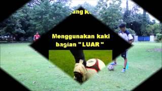 Teknik Dasar Bermain Sepak Bola