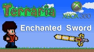 getlinkyoutube.com-Terraria Xbox - Enchanted Sword [97]
