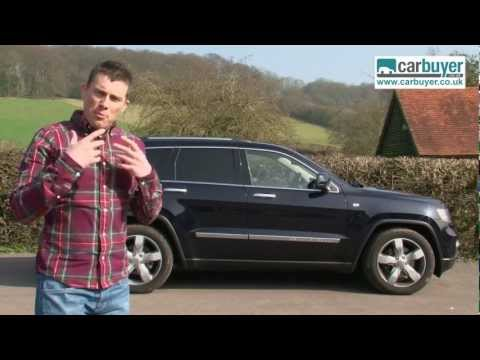 Jeep Grand Cherokee review - CarBuyer