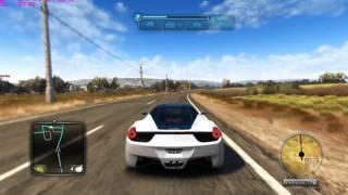 getlinkyoutube.com-Test Drive Unlimited 2 l Ferrari 458 Italia Carbon