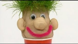 getlinkyoutube.com-Mister Maker | Mister Grass Head Make