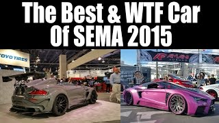 getlinkyoutube.com-SUICIDE SQUAD Vador Car & Bulletproof BMW Z4 | SEMA 2015