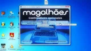 getlinkyoutube.com-Drivers Win 7 32 Bits para CANAIMA de 2°,3°;4°,6° grado (Magalhaes) en Mega