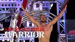 getlinkyoutube.com-Isaac Caldiero at 2013 Denver Finals | American Ninja Warrior