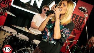 getlinkyoutube.com-Alina Eremia - A fost o nebunie (Live @ KissFM)