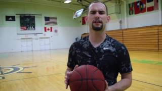 getlinkyoutube.com-Rare Basketball Tip: Secret to Consistently Shooting 3's