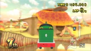 getlinkyoutube.com-Mario Kart Wii/CTGP: Thomas The Tank Engine V0.3