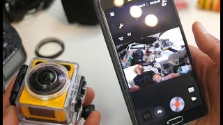 getlinkyoutube.com-Kodak SP360 360 Camera Unboxing! [In 4K]