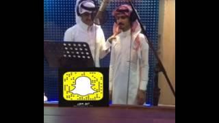 حسين ال لبيد وابو حور عبدالسلام الشهراني
