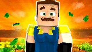 getlinkyoutube.com-THE END OF HELLO NEIGHBOR - FINALE! | Hello Neighbor Minecraft Roleplay
