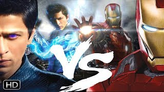 Iron Man 5 VS Ra One 2 Trailer Fanmade (RRT)