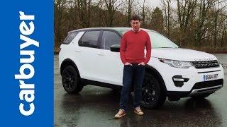 getlinkyoutube.com-Land Rover Discovery Sport SUV - Carbuyer