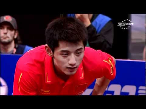 TT- WC Final 2011:  WANG HAO - ZHANG JIKE  [4/4]