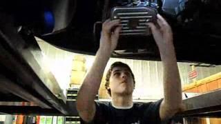 getlinkyoutube.com-VW Jetta transmission service