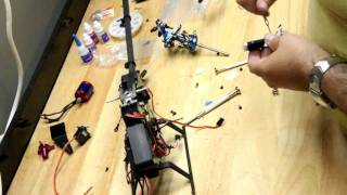 getlinkyoutube.com-CopterX 450 Pro time lapse build - 7 hours in 5 minutes