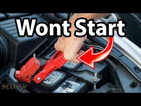 How to Fix a Car that Wont Start (Jump Start)