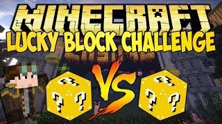 getlinkyoutube.com-Minecraft - Lucky Block Challenge - Ep.1 : Una Sfida Epica!