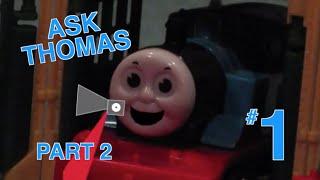 getlinkyoutube.com-Thomas The Trackmaster Show: Ask Thomas (Responses) #1: The Start - Part 2/3