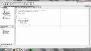 getlinkyoutube.com-Uso de Java Beans + JSP + NetBeans