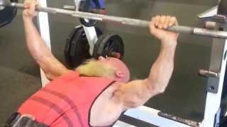 getlinkyoutube.com-Andreas Cahling - partial bench pressing