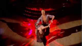 getlinkyoutube.com-Darcey Bussell & Ian Waite - American Smooth - Strictly Come Dancing 2012