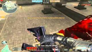 getlinkyoutube.com-[ Bình Luận CF ] Full set Vip M4A1 Born Beast - Tiền Zombie v4