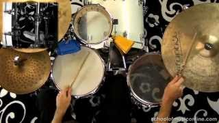 How To Play Cha Cha Cha On Drum Kit