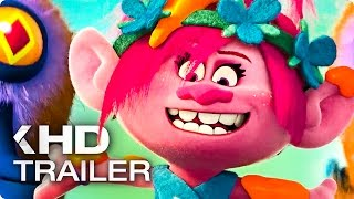 getlinkyoutube.com-TROLLS Trailer 2 German Deutsch (2016)