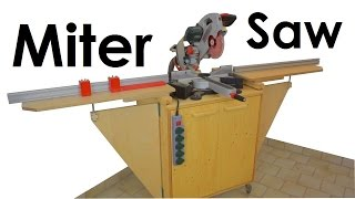 getlinkyoutube.com-My Miter Saw Station