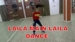 Laila Main Laila Dance | Raees | by Lucky Bist width=