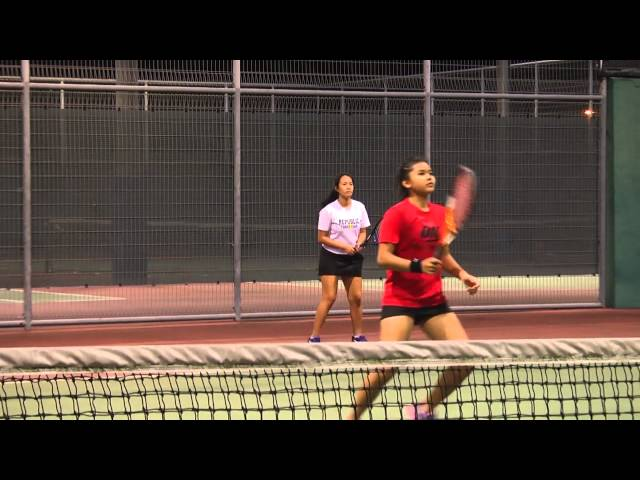 International Tertiary Tennis Series 2015 - Day 4 (Semi Finals)
