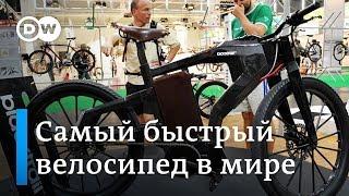 getlinkyoutube.com-Самый быстрый и самый дорогой велосипед в мире