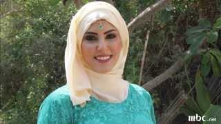Fabulous evening hijab style