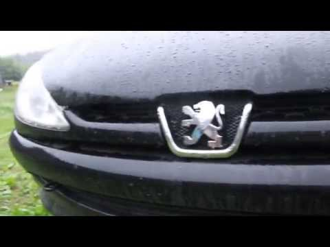 Ремонт торсионной подвески Peugeot 206