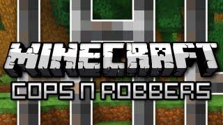 getlinkyoutube.com-Minecraft: ESCAPE ARTISTS (Cops N' Robbers 3.0)