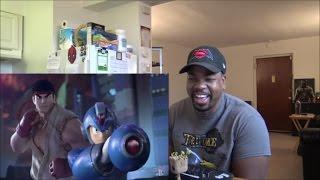 getlinkyoutube.com-Marvel vs. Capcom Infinite Reveal Trailer - PSX 2016 - REACTION!!!