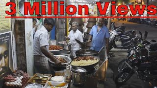 getlinkyoutube.com-Chicken fried rice preparation for 30 people - Indian street food