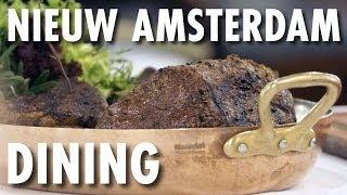 getlinkyoutube.com-Nieuw Amsterdam Tour & Review: Dining ~ Holland America Line ~ Cruise Ship Tour & Review