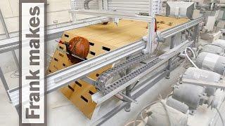getlinkyoutube.com-Vertical CNC Table