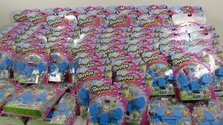 getlinkyoutube.com-Another Huge Shopkins Haul Palooza Mega Unboxing Opening Toy Review Round 5