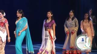 getlinkyoutube.com-Zee TV Miss India South Africa 2016 National Final
