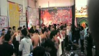 Bey Watan bey Kafan Hay, Gull-e-ZAHRA(s.a.) YA HUSSAIN(a.s.) Shab-e-Ashoor 1433 AH Macerata italy