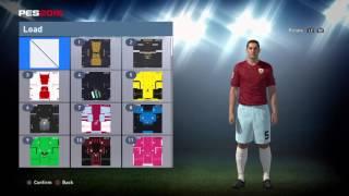 getlinkyoutube.com-PES World PES 2016 Burnley FC kit instructions