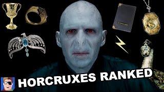 getlinkyoutube.com-Voldemort's Horcruxes Ranked