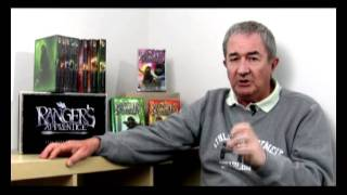 John Flanagan talks about the characters in BROTHERBAND view on youtube.com tube online.