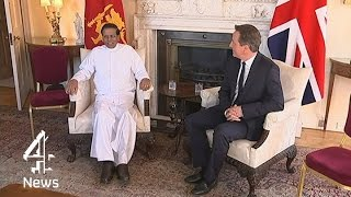 Sri Lanka and Sirisena