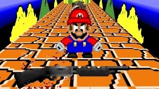 getlinkyoutube.com-FIRST PERSON MARIO FPS | Grezzo Due #2 (Offensive)